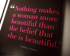 beauty belief