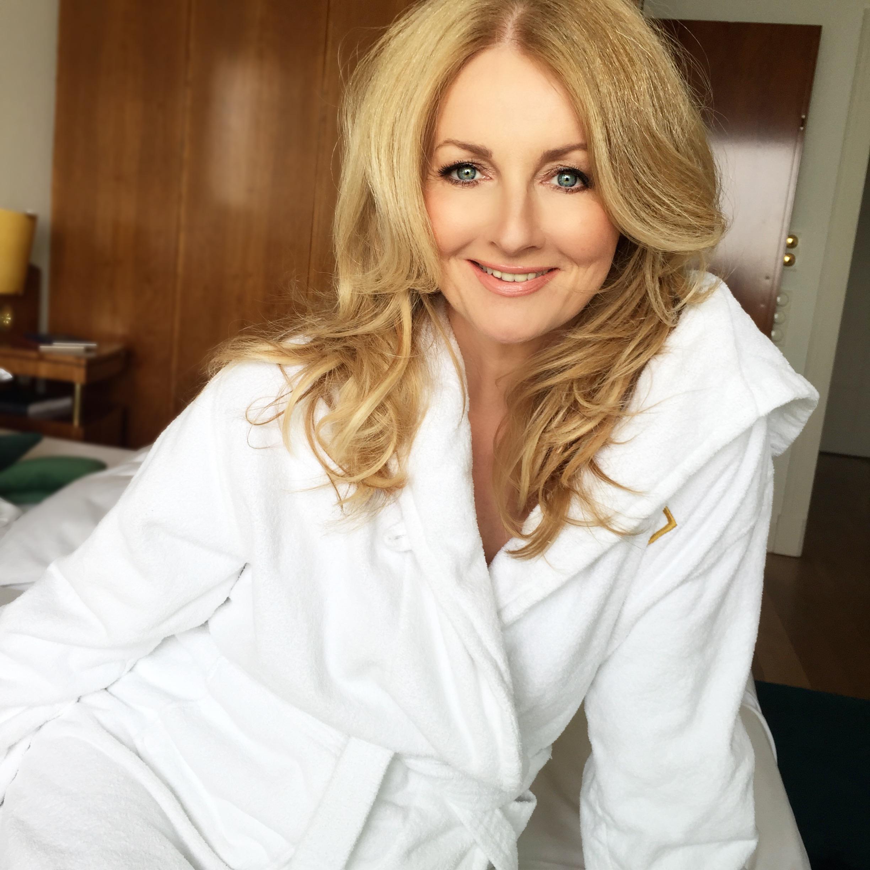 Mein Make Up Und Hair Styling Für Frauke Ludowig Serena Goldenbaum