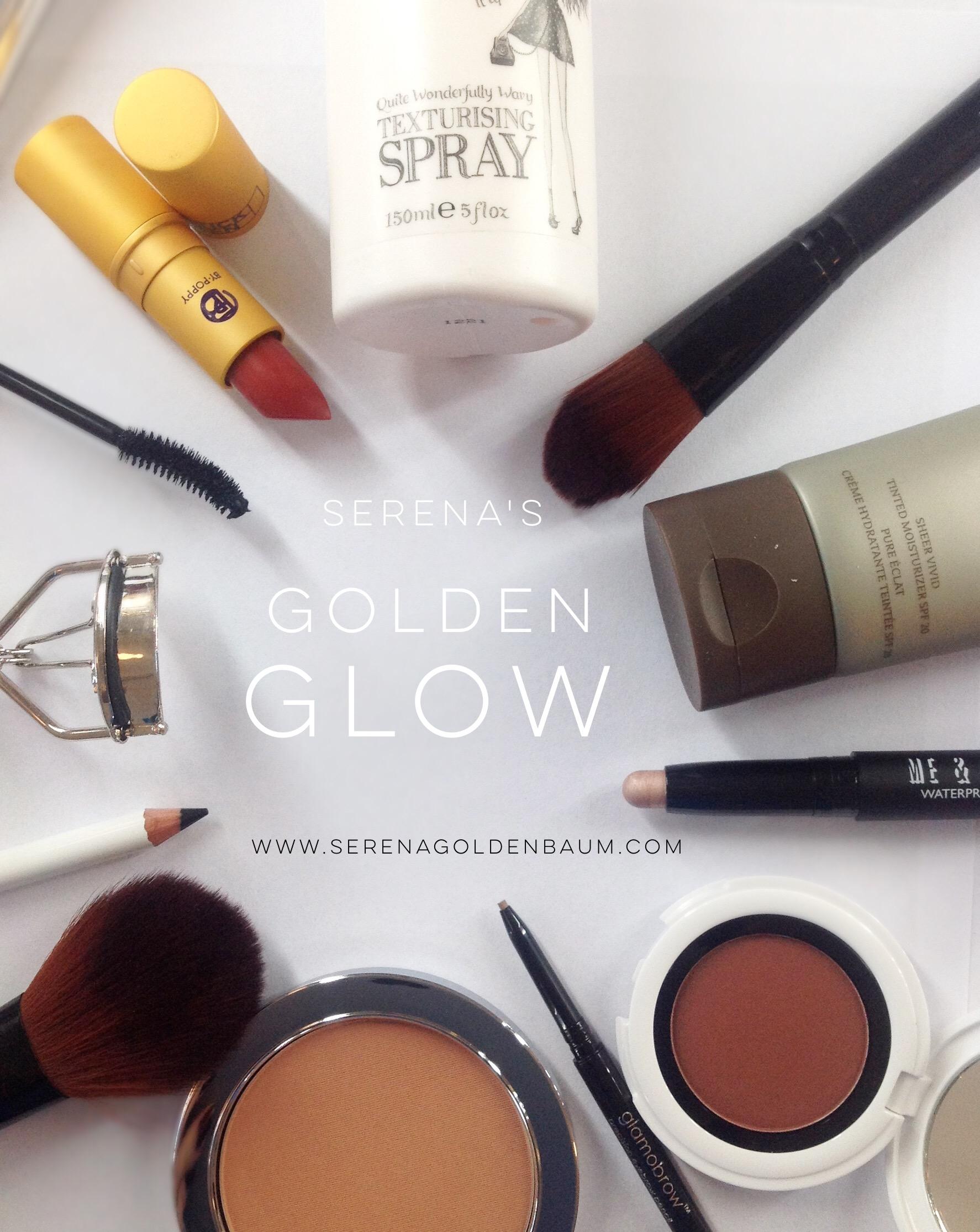 serenas golden glow
