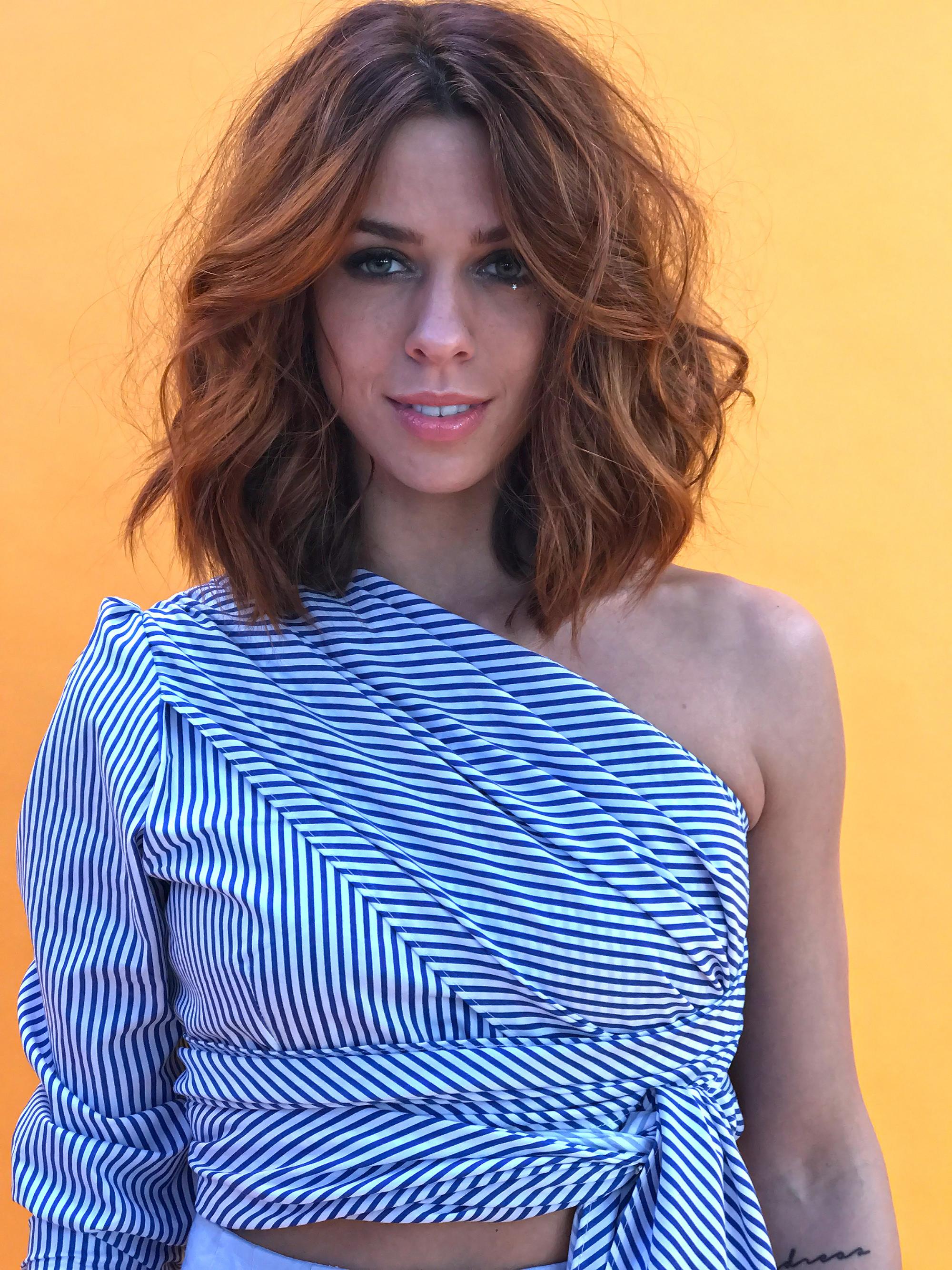 Hair Like Vanessa Mai Serena Goldenbaum Beauty Cosmetics