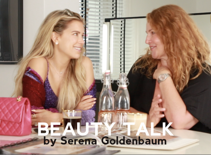 BEAUTY TALK by Serena Goldenbaum